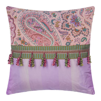 Seguret Cushion - 45x45cm - Pink