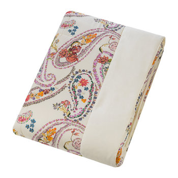 Iris Quilted Bedspread - 270x270cm - White