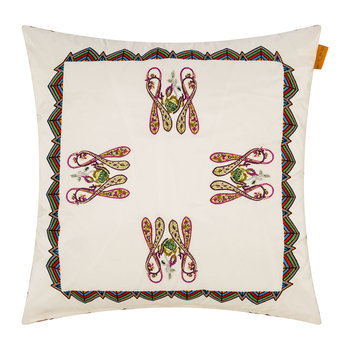 La Coste Cushion - 45x45cm - White