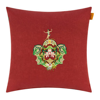Cartama Cushion - 45x45cm - Red