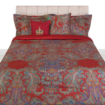 Ronda Bed Set - Red