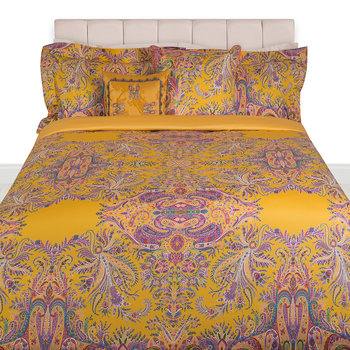 Ronda Bed Set - Yellow