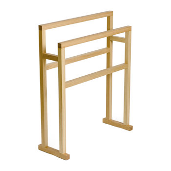 Towel Rail - Oak