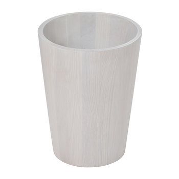 Trash Can - Oyster Oak