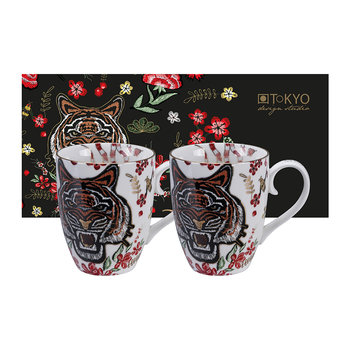 Magical Tiger Mug Set - Set of 2