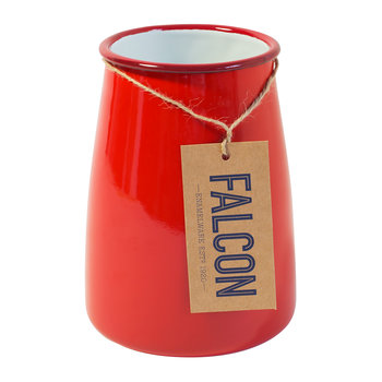 Utensil Pot - Pillarbox Red