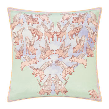 Flying Pigs Cushion