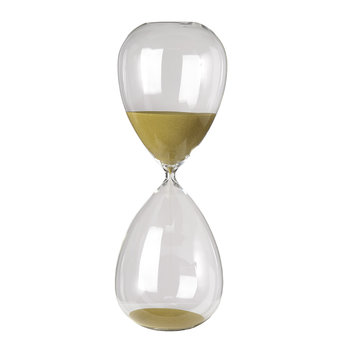 Hourglass Ball - Gold