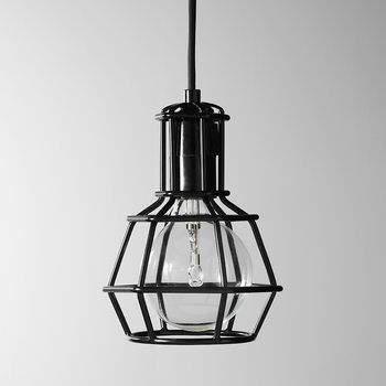 Work Lamp - Black
