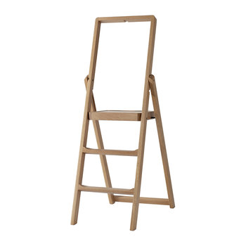 Step Ladder - Oak