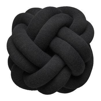 Knot Pillow - 30x30cm - Anthracite