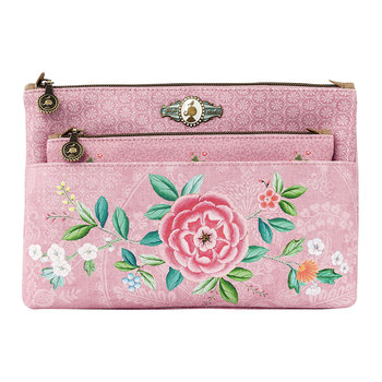 Good Morning Cosmetic Bag - Pink