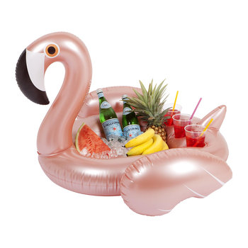 Inflatable Flamingo Pool Bar
