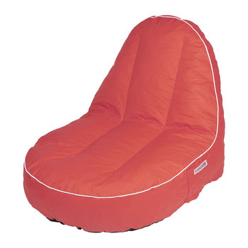 Coral Poolside Lounger