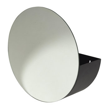 Storage Mirror - Black/Clear