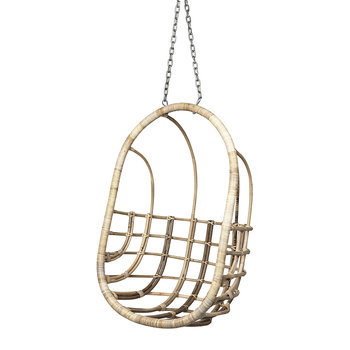 Egg Rattan Hanging Chair
