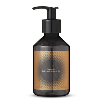 Eclectic Collection Orientalist Shower and Bath Oil - 180ml