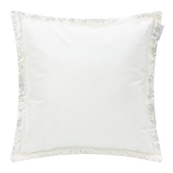 Bardot Bed Cushion - 45x45cm - Oyster