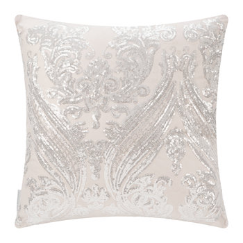 Savoy Bed Cushion - 45x45cm - Blush