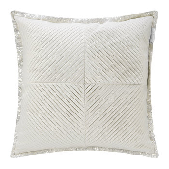 Zina Bed Cushion - 45x45cm - Praline