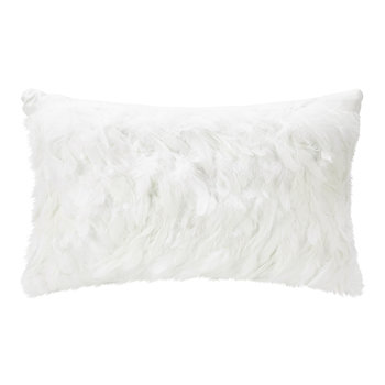 Avellino Bed Cushion - 35x45cm - Oyster