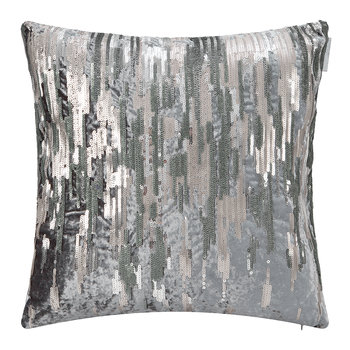 Quin Bed Pillow - 50x50cm - Mineral