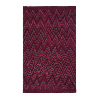 Earth Washable Rug - 170x240cm - Savannah Red