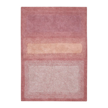 Water Washable Rug - 140x200cm - Canyon Rose