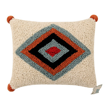 Morocco Rhombus Washable Pillow - 38x48cm