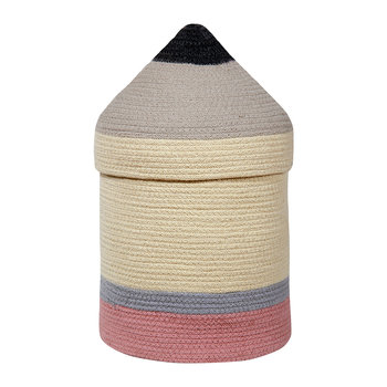 Cotton Pencil Basket