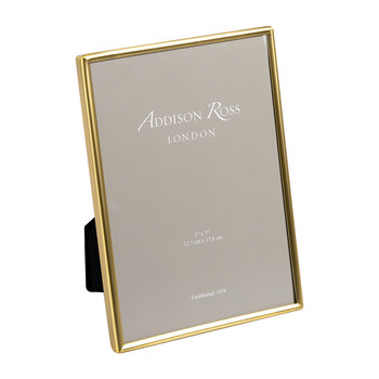 Thin Gold Photo Frame
