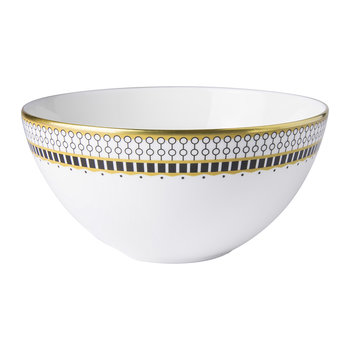 Oscillate Cereal Bowl - Onyx