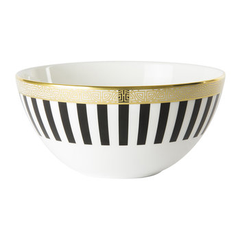 Satori Cereal Bowl - Black