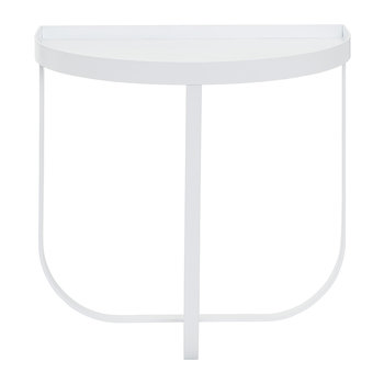 Harper Bedside Table - White