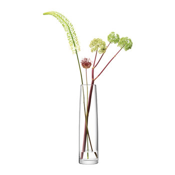 Vase Tiges - Transparent