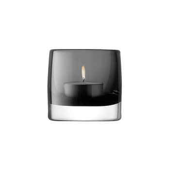 Stems Tealight Holder - Slate