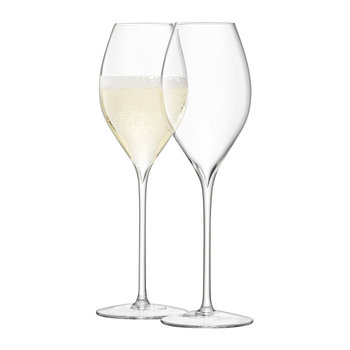 Wine Champagne Tulip Glass