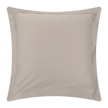 Triomphe Sateen Pillowcase - Pierre