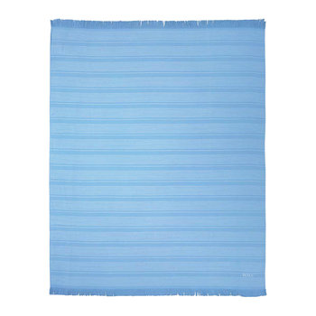 Wave Beach Towel - Blue