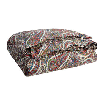 Norwich Road Duvet Cover - Pyne Paisley