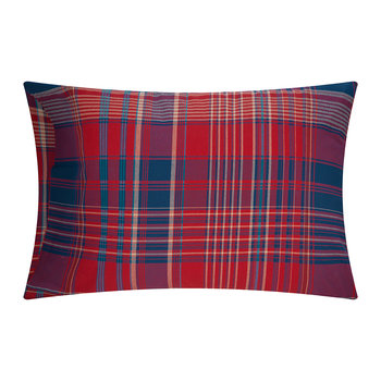 Norwich Road Pillowcase - 50x75cm - Marrick Red Multi