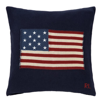 Flag Cushion Cover - 50x50cm - Navy