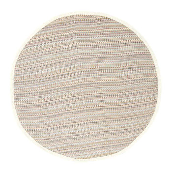 Elmas Round Beach Towel