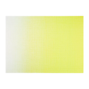 Glow Rectangle Placemat - Citron