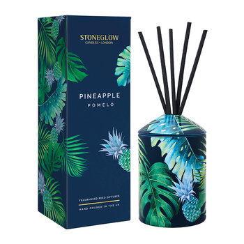 Urban Botanics Reed Diffuser - 200ml - Pineapple & Pomelo