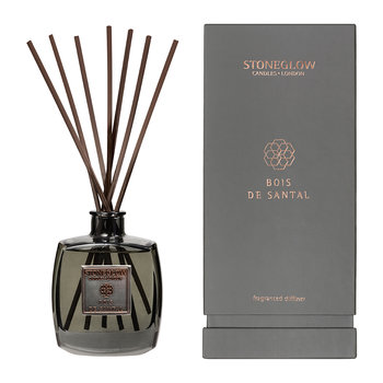 Métallique Collection Reed Diffuser - 200ml - Bois De Santal