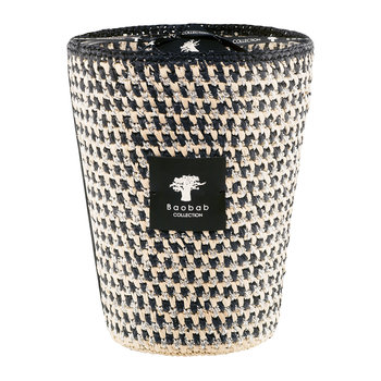Raffia Scented Candle - Limited Edition - Marina