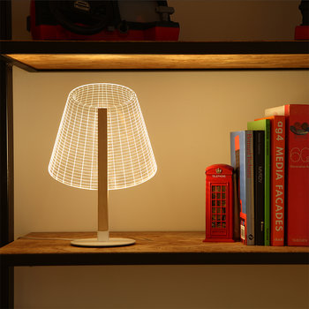 Classi Lamp - by BULBING