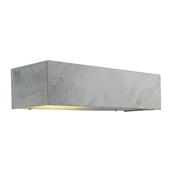 Galvanized Steel Maxi Outdoor Wall Light