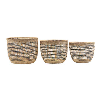 Shape Basket - Set of 3
